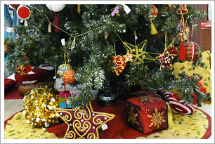 High Quality Home Textile Exporters - Designer Christmas Decorations Exporter...